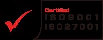 水環境プランニング ISO9001・ISO27001